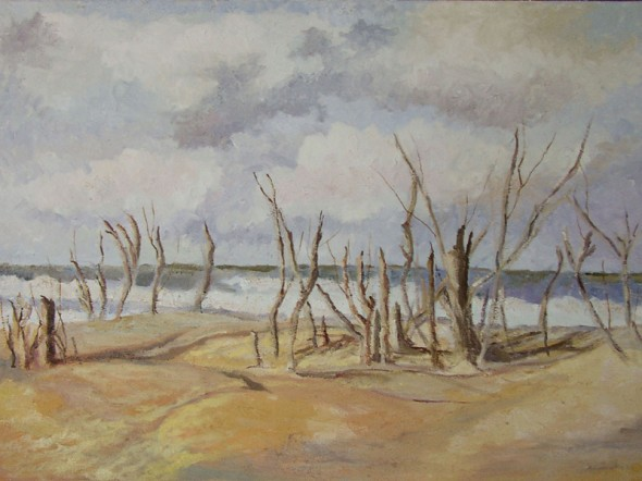 El viento y la soledad