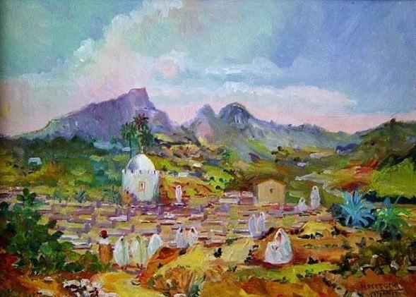 Campo Santo-Tetuan