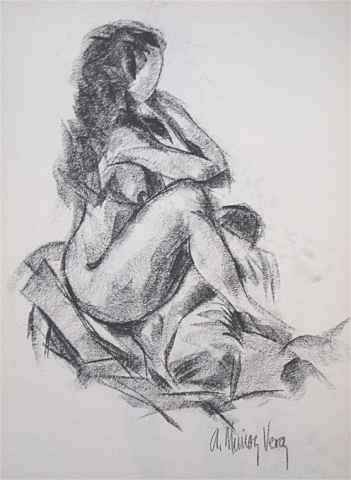 Desnudo (apunte del natural)27