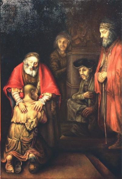 El regreso del hijo pródigo