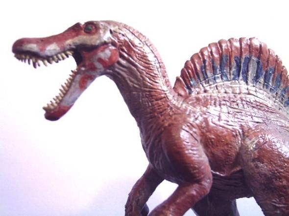 espinosaurio. Espinosaurio Reservado