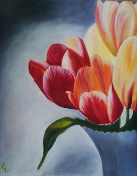 Gerro Tulipans