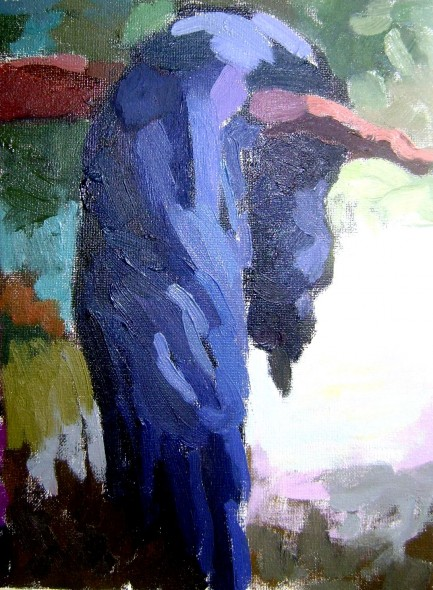viñeta 8 (detalle de la pintura