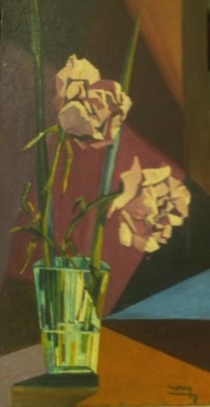 Rosas entre lìneas