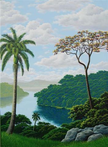 Palmera y Golfo