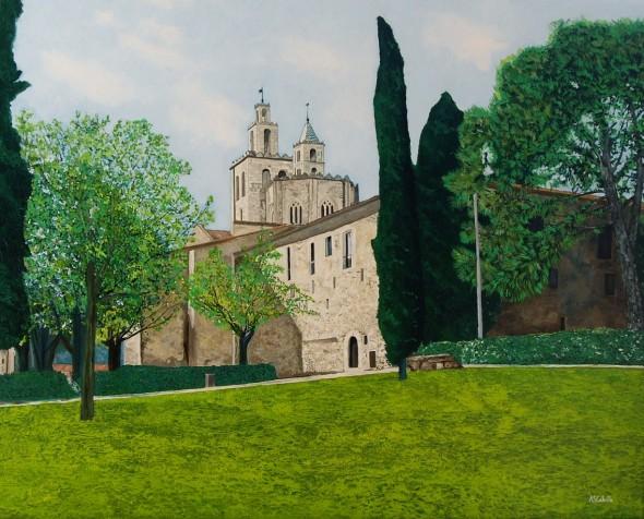 Monasterio Sant Cugat del Valles