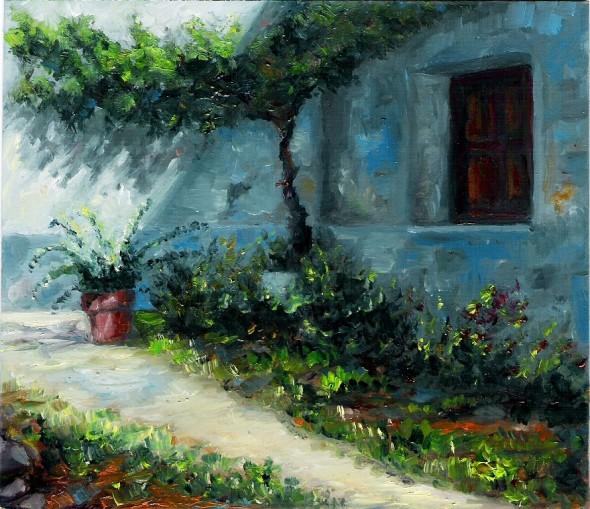 Luis belencoso ponce uisot obra jard n del convento for Jardin del convento