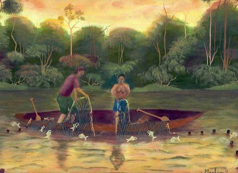 Pescadores de Yarapa- Merlin Canaquiri