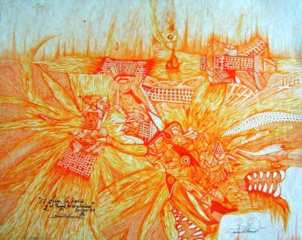 El fuego, la bestia y el ángel exterminador