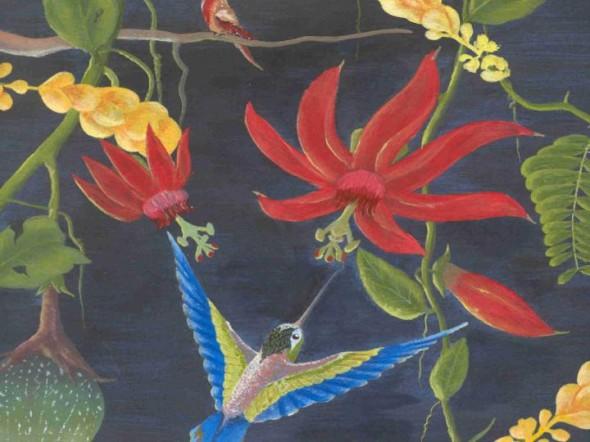 Flora de la Amazonia- Edward LLerena