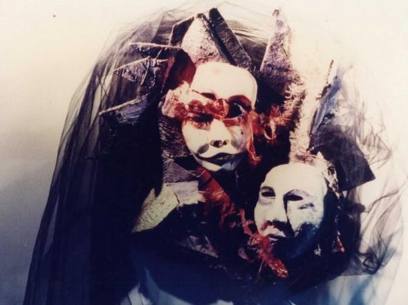 máscara- muerte