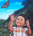 Obras de arte: America : México : Michoacan_de_Ocampo : Zacapu : ¿De donde Vienes?