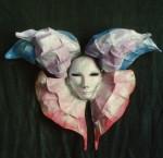 Obras de arte: America : Argentina : Buenos_Aires : ituzaingo : Máscara Mariposa