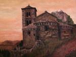 Obras de arte: Europa : España : Catalunya_Barcelona : Casserres : Soledad