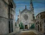 Obras de arte: Europa : España : Catalunya_Barcelona : Casserres : Iglesia