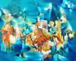 Obras de arte: America : Argentina : Buenos_Aires : ADROGUE : La Ciudad de la Furia