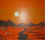 Obras de arte: Europa : España : Catalunya_Tarragona : Reus : Africa2