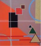 Obras de arte: Europa : España : Catalunya_Tarragona : Reus : Geometria 3