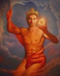 Obras de arte: America : México : Jalisco : ir_al_paso_2 : El rey sol