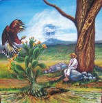 Obras de arte: America : México : Michoacan_de_Ocampo : Morelia : Tierra libre ¿futuro libre?