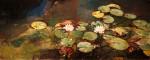 Obras de arte: America : Argentina : Buenos_Aires : Ciudad_de_Buenos_Aires : Nenufares en flor ll