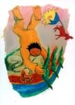 Obras de arte: America : Perú : Lima : Surco : Warma Kuyay