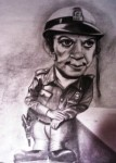 Obras de arte: America : México : Michoacan_de_Ocampo : Morelia : Cantinflas