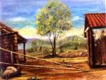 Obras de arte: America : México : Michoacan_de_Ocampo : Morelia : Trancas
