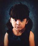 Obras de arte: America : México : Michoacan_de_Ocampo : Morelia : Retrato de niña de zacapu.