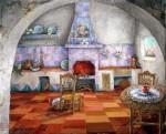 Obras de arte: Europa : España : Valencia : valencia_ciudad : La cocina