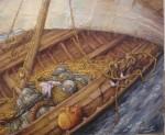 Obras de arte: Europa : España : Valencia : valencia_ciudad : Barca con aperos
