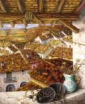 Obras de arte: Europa : España : Valencia : valencia_ciudad : Tejados