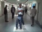 Obras de arte: America : Venezuela : Miranda : Caracas_ciudad : EL BORRACHO