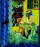 Obras de arte: America : Colombia : Distrito_Capital_de-Bogota : Bogota : Serie Vecindades