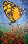 Obras de arte: America : Colombia : Distrito_Capital_de-Bogota : Bogota : Serie (Mariposas)