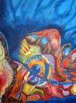 Obras de arte: America : Colombia : Distrito_Capital_de-Bogota : Bogota : Marino