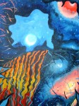 Obras de arte: America : Colombia : Distrito_Capital_de-Bogota : Bogota : Mundos Paralelos