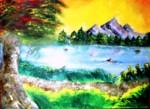 Obras de arte: America : Colombia : Atlantico : barranquilla : OTOÑO