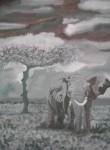 Obras de arte: America : Colombia : Distrito_Capital_de-Bogota : Bogota : Elefante