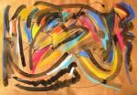 Obras de arte: America : Argentina : Cordoba : Cordoba_ciudad : boceto en movimiento VI