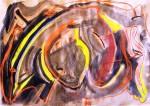 Obras de arte: America : Argentina : Cordoba : Cordoba_ciudad : boceto en movimiento IV