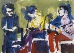 Obras de arte: America : Argentina : Cordoba : Cordoba_ciudad : Emiliano, jose y enrique