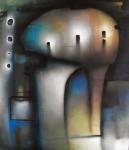 Obras de arte: America : México : Mexico_Distrito-Federal : Xochimilco : Figura micoforme