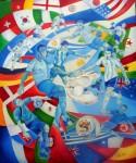 Obras de arte: America : Argentina : Entre_Rios : Paraná : mundial 2010