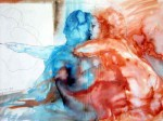 Obras de arte: Asia : Israel : Central-Israel : Hod_Hasharon : ARTIST & MODEL 2