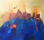 Obras de arte: America : Argentina : Buenos_Aires : Ciudad_de_Buenos_Aires : Otoñales de un Tiempo