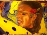 Obras de arte: America : Estados_Unidos : Florida : una_nueva : ELLA  BAILA  SOLA