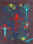 Obras de arte: Europa : España : Extremadura_Badajoz : La-Albuera : EL CRISTO VERDE