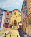 Obras de arte: Europa : España : Castilla_y_León_Burgos : Miranda_de_Ebro : San Gil (Burgos)