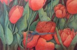 Obras de arte: America : Argentina : Cordoba : cordoba_capital : La pasión de la libélula